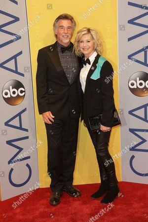 Editorial image of 50th Annual CMA Awards, Arrivals, Nashville, USA - 02 Nov 2016