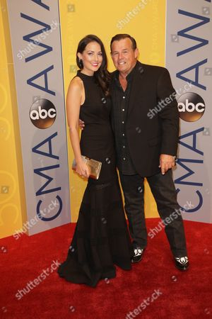 Editorial photo of 50th Annual CMA Awards, Arrivals, Nashville, USA - 02 Nov 2016