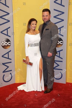Stock Picture of Guest and David Nail