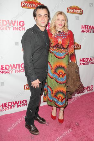 Courtney Love, Nicholas Jarecki