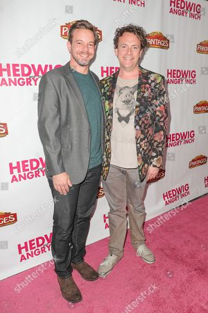 Drew Droege and guest