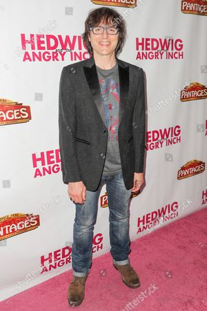 Editorial picture of 'Hedwig and the Angry Inch' musical opening night, Pantages Theatre, Los Angeles, USA - 02 Nov 2016