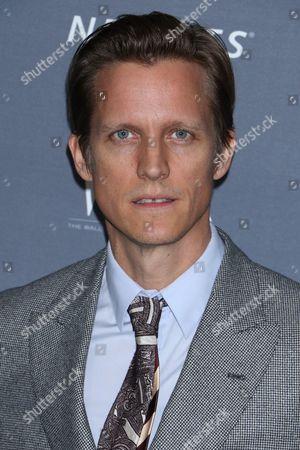 Stock Image of Magnus Berger, WSJ Magazine Creative Director