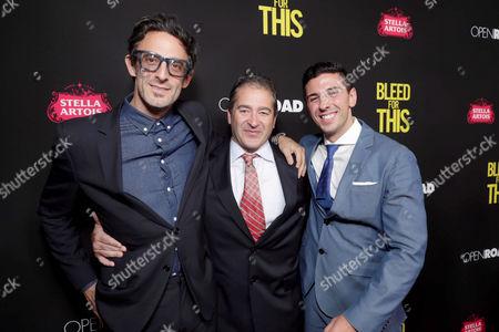 Ben Younger, Chad A. Verdi, Joshua Sason