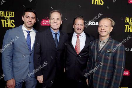 Joshua Sason, Tom Ortenberg, Chad A. Verdi, Bruce Cohen