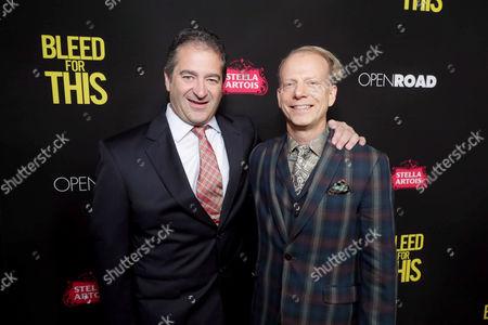 Chad A. Verdi, Bruce Cohen