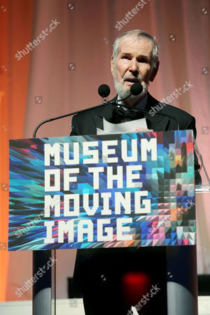Editorial image of 30th Annual Museum Of The Moving Image Salute to Warren Beatty, New York, USA - 02 Nov 2016