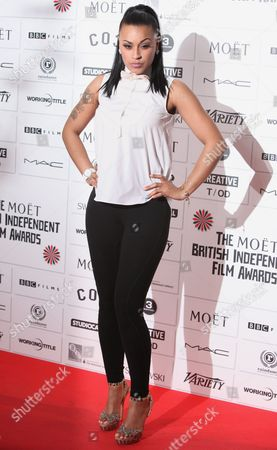 Candese Reid Candese Reid arrives for the 14th annual British Independent Film Awards at Old Billingsgate, London