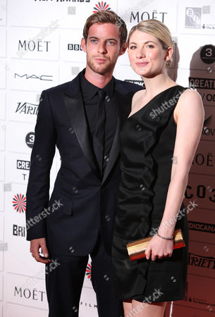 Luke Treadway, Jodie Whittaker British actors Luke Treadway and Jodie Whittaker arrive for the 14th annual British Independent Film Awards at Old Billingsgate, London