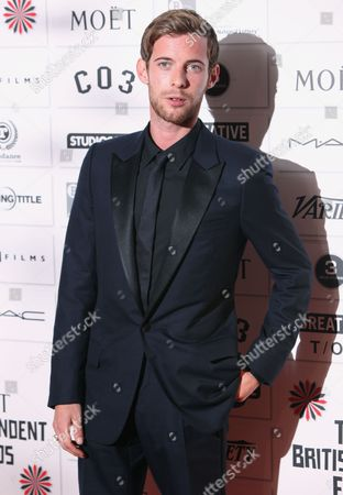 Luke Treadway Actor Luke Treadway arrives for the 14th annual British Independent Film Awards at Old Billingsgate, London