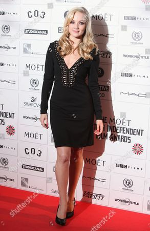 Nichola Burley Nichola Burley arrives for the 14th annual British Independent Film Awards at Old Billingsgate, London