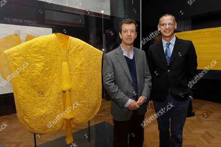 Editorial picture of Britain Golden Spider Silk
