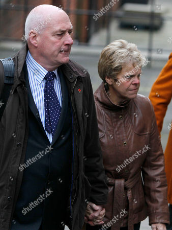 Bob and Sally Dowler, parents of murdered schoolgirl Milly, arrive to give evidence at the the Leveson inquiry in London, . The Leveson inquiry is Britain's media ethics probe that was set up in the wake of the scandal over phone hacking at Rupert Murdoch's News of the World, which was shut in July after it became clear that the tabloid had systematically broken the law. Most horrific was the news that the tabloid had broken into the phone of murdered schoolgirl Milly Dowler in its search for scoops