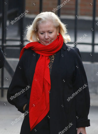 Mary-Ellen Field Publicist Mary-Ellen Field, arrives to attend the Leveson inquiry at the Royal Courts of Justice in central London, . The Leveson inquiry is Britain's media ethics probe that was set up in the wake of the scandal over phone hacking at Rupert Murdoch's News of the World, which was shut in July after it became clear that the tabloid had systematically broken the law