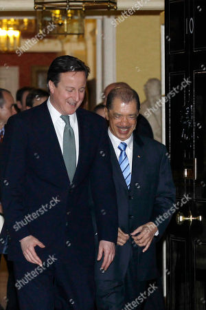 James Michel, David Cameron President of Seychelles James Michel, right, walks out of 10 Downing Street in London with British Prime Minister David Cameron after their talks