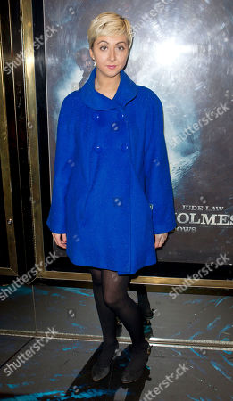 Rosamund Hanson Actress Rosamund Hanson arrives for the European Premiere of Sherlock Holmes: A Game of Shadows, a filmed directed by Guy Ritchie, at a central London cinema, London