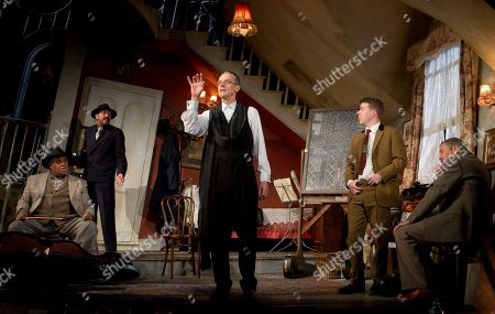 Editorial picture of Britain The Ladykillers