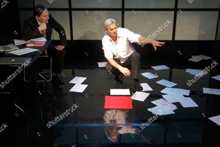 Editorial image of Britain Theatre Man In The Middle
