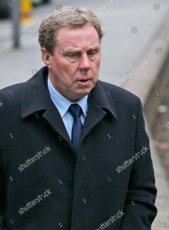 Harry Redknapp Tottenham Hotspur football manager Harry Redknapp arrives at Southwark Crown Court in London, where he is on trial for tax evasion. Redknapp, the Tottenham manager, is accused along with Milan Mandaric, his former chairman at Portsmouth, of concealing $295,000 of transfer bonuses in a Monaco bank account to avoid paying taxes in Britain at times from 2002-08