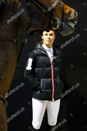 Editorial image of France Equestrian Gucci Masters, Paris, France