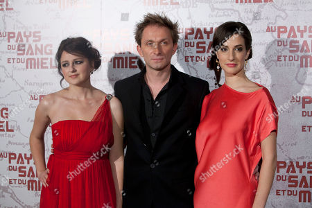 Editorial picture of France In The Land of Blood and Honey Premiere, Paris, France