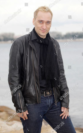 Paul Van Dyk German Electronic Dance Music DJ and record producer Paul Van Dyk poses at the 46th MIDEM (International record music publishing and video music market) in Cannes, southern France
