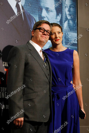 Editorial picture of France Premiere Tinker, Tailor, Soldier, Spy, Paris, France