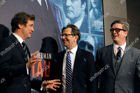 Editorial photo of France Premiere Tinker, Tailor, Soldier, Spy, Paris, France