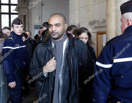Dominique Soppo The president of French anti-racist association SOS Racisme, Dominique Sopo arrives at Paris court house . Dominique Soppo is associated in a court action with the public prosecutor against Guerlain perfume heir Jean-Paul Guerlain, who was charged with making racist insults