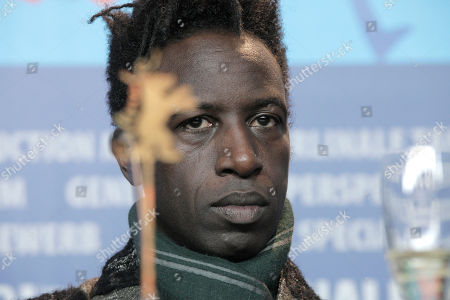Saul Williams U.S actor and musician Saul Williams at the press conference for the film Aujourd'hui (Tey) during the 62 edition of International Film Festival Berlinale, in Berlin