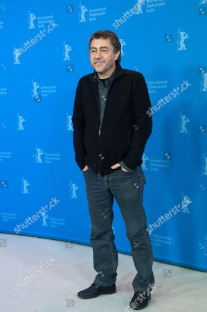 Antonio Chavarrias Director Antonio Chavarrias poses during the photo call of the film Dictado (Childish Games) at the 62 edition of the Berlinale, International Film Festival in Berlin