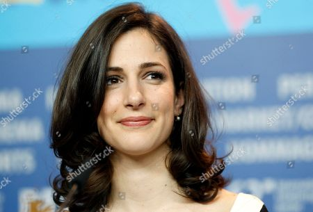Goran Kostic Actress Zana Marjanovic attends the press conference of the film In the Land of Blood and Honey at the 62 edition of the Berlinale, International Film Festival in Berlin