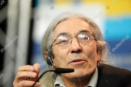 Boualem Sansal Algerian author Boualem Sansal, a members of the Jury, at the press conference speaks during the 62 edition of International Film Festival Berlinale, in Berlin