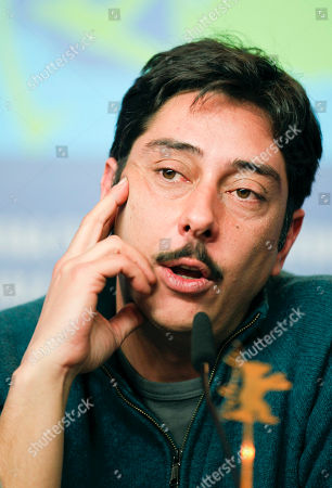 Miguel Gomes Director Miguel Gomes attends a news conference of the film Tabu at the 62 edition of the Berlinale, International Film Festival in Berlin