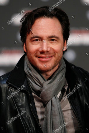 Michael Herbig German actor, producer and director Michael Herbig poses on the red carpet prior to the European Premiere of 'Mission Impossible-Phantom Protokoll', a filmed directed by Brad Bird, in Munich, southern Germany, on