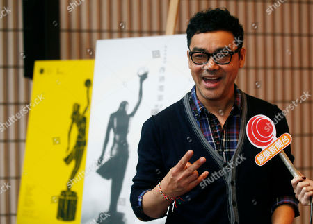 Sean Lau Best actor nominee Sean Lau from Hong Kong speaks during a news conference for the upcoming Hong Kong Film Awards in Hong Kong . The awards will be held on April 15, 2012
