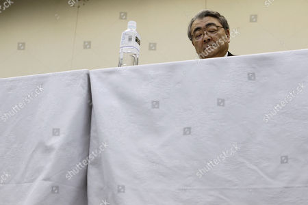 "Toshio Nishizawa Tokyo Electric Power Co. President Toshio Nishizawa is seated during a press conference at the headquarters of TEPCO, the operator of the tsunami-damaged Fukushima Dai-ichi nuclear power plant, in Tokyo, shortly after Japan's prime minister announced that the nuclear plant has achieved a stable state of ""cold shutdown,"" a crucial step toward the eventual lifting of evacuation orders and closing of the plant. Nishizawa apologized for the accident, and vowed to further stabilize the plant and reduce its radiation release until the operator finally put it to a close"