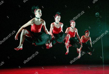 'Satisfaction' performed by Peter Schaufuss Dance Company
