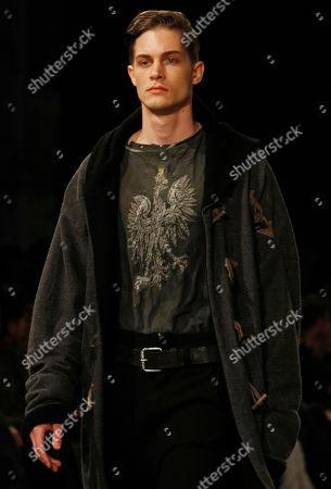 Editorial photo of Poland Fashion, Warsaw, Poland