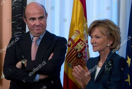Editorial photo of Spain Government, Madrid, Spain
