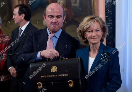 Editorial image of Spain Government, Madrid, Spain