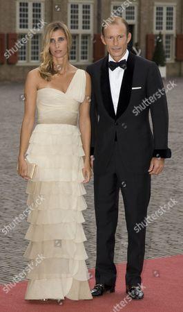 Princess Rosario and Prince Kyril