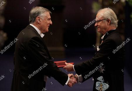 Editorial picture of Sweden Nobels, Stockholm, Sweden