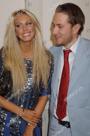 Petra Ecclestone and boyfriend