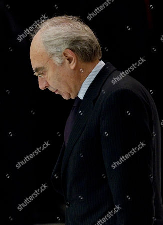 Ettore Gotti Tedeschi Ettore Gotti Tedeschi, head of the Vatican bank I.O.R., leaves after greeting Pope Benedict XVI at the end of a weekly general audience at the Vatican. Gotti Tedeschi was ousted after a no-confidence vote of the Vatican bank I.O.R. governing body on
