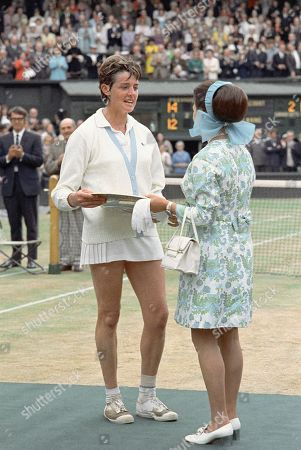 Editorial picture of Wimbledon Court