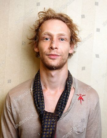 Johnny Lewis Actor Johnny Lewis posing for a portrait during the 36th Toronto International Film Festival in Toronto, Canada. An autopsy report released found no traces of drugs in Lewis' body after he apparently killed his landlady and fell to his death in September
