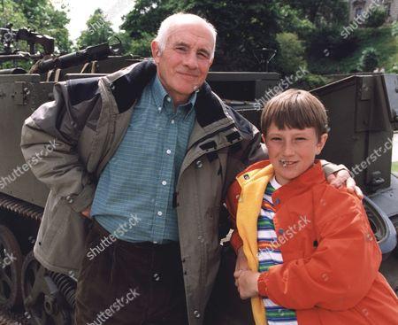 'Bernards Watch' - 1999 Barry Jackson as Grandad and David Peachy as Bernard.