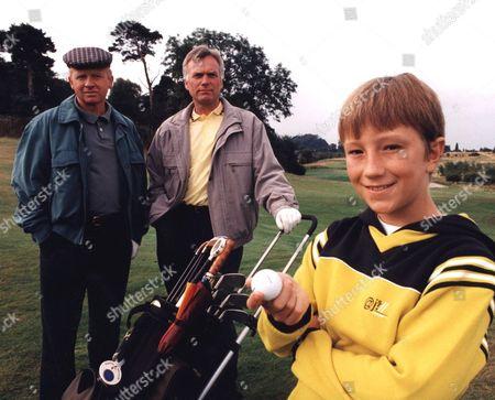 'Bernards Watch' - 1999 Martin Neil as Bernard's father, Malcolm Stoddard as Mr Phelps and David Peachey Bernard.