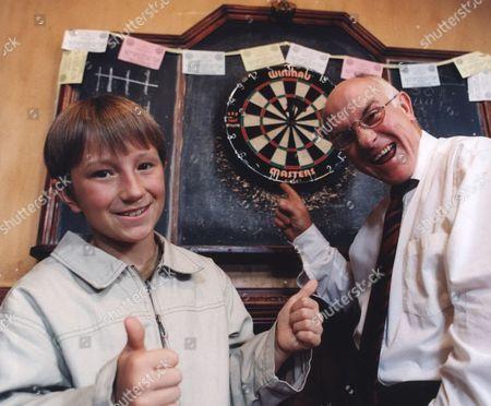'Bernards Watch' - 1999 David Peachey as Bernard and Barry Jackson as Grandad.